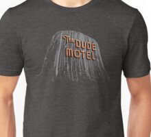 The Dude Motel – Devil's Tower Edition Unisex T-Shirt