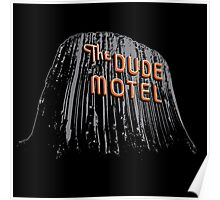 The Dude Motel – Devil's Tower Edition Poster