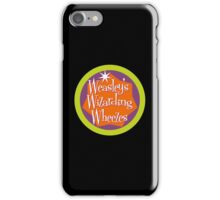 Weasley's Wizarding Wheezes logo iPhone Case/Skin