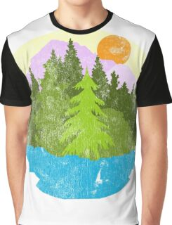 Campy Graphic T-Shirt