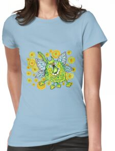FireflyKitty Womens Fitted T-Shirt