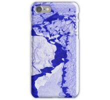 Dévalée iPhone Case/Skin