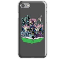 World of Toons iPhone Case/Skin