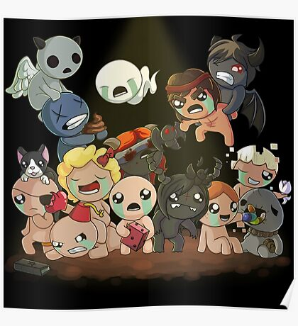 The Binding of Isaac Poster