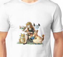 Andy Team Instinct Unisex T-Shirt