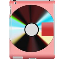 Flat Yeezus Album Art  iPad Case/Skin