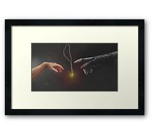 One Ring to rule them all Framed Print