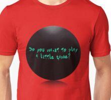 Gantz - Do you want to play a little game? Unisex T-Shirt