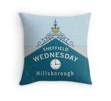 Hillsborough Throw Pillow