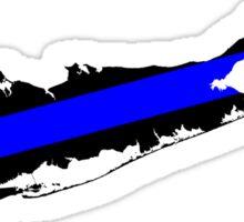 Long Island Thin Blue Line Sticker