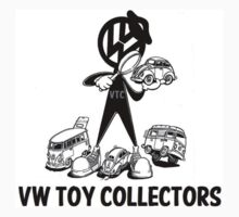 VW Toy Collectors Tee T-Shirt
