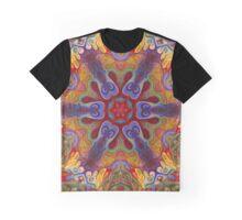 Mandala Primal 25 Graphic T-Shirt