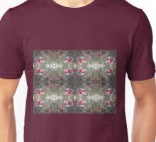 Holly Berry Photo 805 Frieze Fractal Unisex T-Shirt