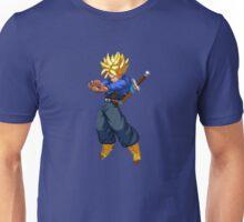 Super Saiyan Trunks (sprite) Unisex T-Shirt