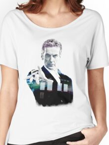 Peter Capaldi - Doctor Who Women's Relaxed Fit T-Shirt