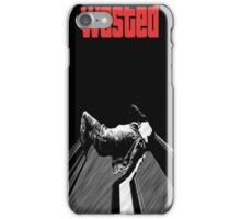 "Get The Alcohol ""Wasted"" iPhone Case/Skin"