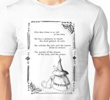 Ella Mae Esme- Witches of Aira Falls Poem and Illustration Unisex T-Shirt