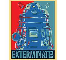 Vote 1# Dalek Photographic Print