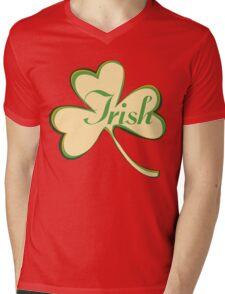 Irish Mens V-Neck T-Shirt