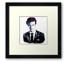 Matt Smith - Doctor Who Framed Print