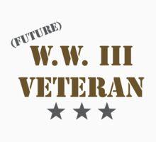 (Future) W.W. III Veteran One Piece - Short Sleeve