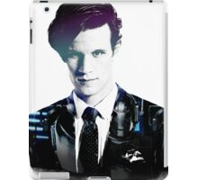 Matt Smith - Doctor Who iPad Case/Skin