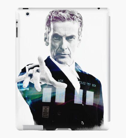 Peter Capaldi - Doctor Who iPad Case/Skin