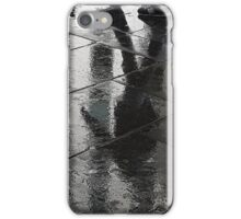 Wet Street Reflections iPhone Case/Skin