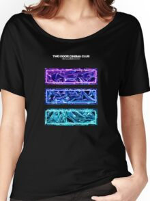 Gameshow White Text Women's Relaxed Fit T-Shirt