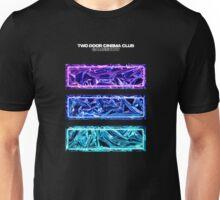 Gameshow White Text Unisex T-Shirt