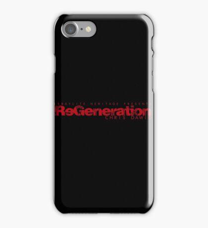 ReGeneration by Chris Dawid 2 iPhone Case/Skin