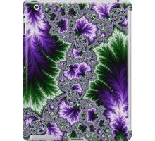Cosmic Leaves Fractal  Art iPad Case/Skin