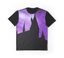 Hogwarts Center of the Universe Graphic T-Shirt