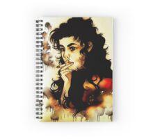 Fumare Spiral Notebook