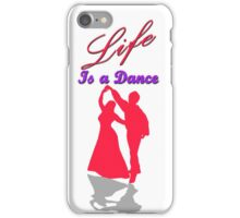 Let's Dance iPhone Case/Skin