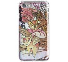 Owl's Doll iPhone Case/Skin