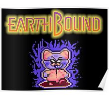 Earthbound Andonuts' Rage Poster