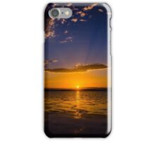As the storm clears.... iPhone Case/Skin