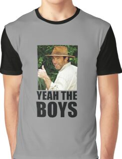 Yeah The Boys Graphic T-Shirt