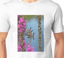 Four Geese Unisex T-Shirt