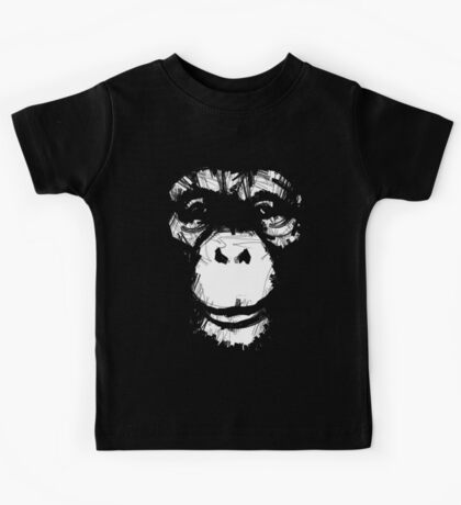 Everything's More Fun With Monkeys Kids Clothes
