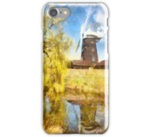 Wray Common Windmill iPhone Case/Skin