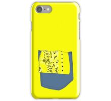 Hanky Code - Watersports iPhone Case/Skin
