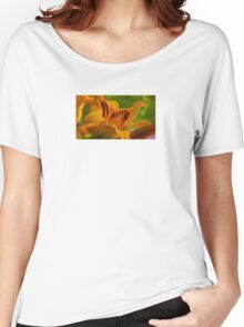 yellow rising Women's Relaxed Fit T-Shirt