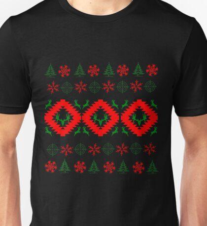 Christmas cheer hunter Unisex T-Shirt