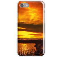 Into the sunset.... iPhone Case/Skin