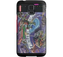 Turtles In Time! Samsung Galaxy Case/Skin