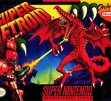 Super Metroid by MrPoop