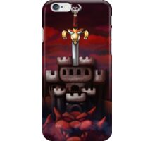 Super Mario RPG Bowser's Castle iPhone Case/Skin