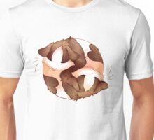Cuddling Guinea Pigs Unisex T-Shirt